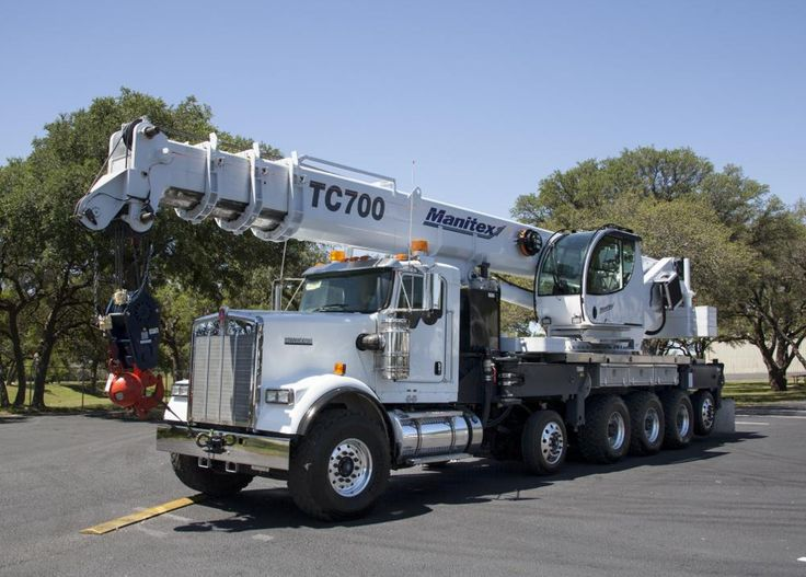 Utility Fleet Becomes An Authorized Dealer For Manitex Cranes