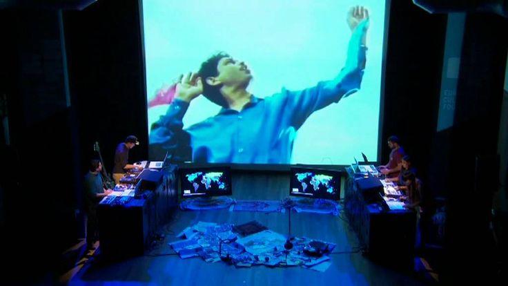 A major live-cinema performance by Karol Rakowski (PL), Barış Gürsel (TR), Farah Rahman (NL), Malaventura (ES) and Noriko Okaku (JP/UK)