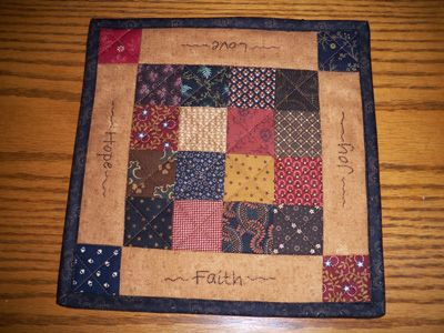 Free Country Quilt Patterns | Free Project from Patchalot Patterns