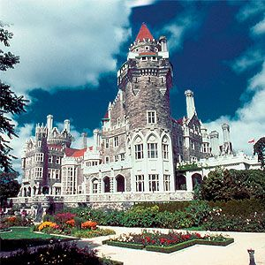 Casa Loma in Toronto, ON.