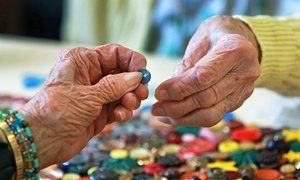 Eye and smell tests may reveal early dementia signs | Society | The Guardian