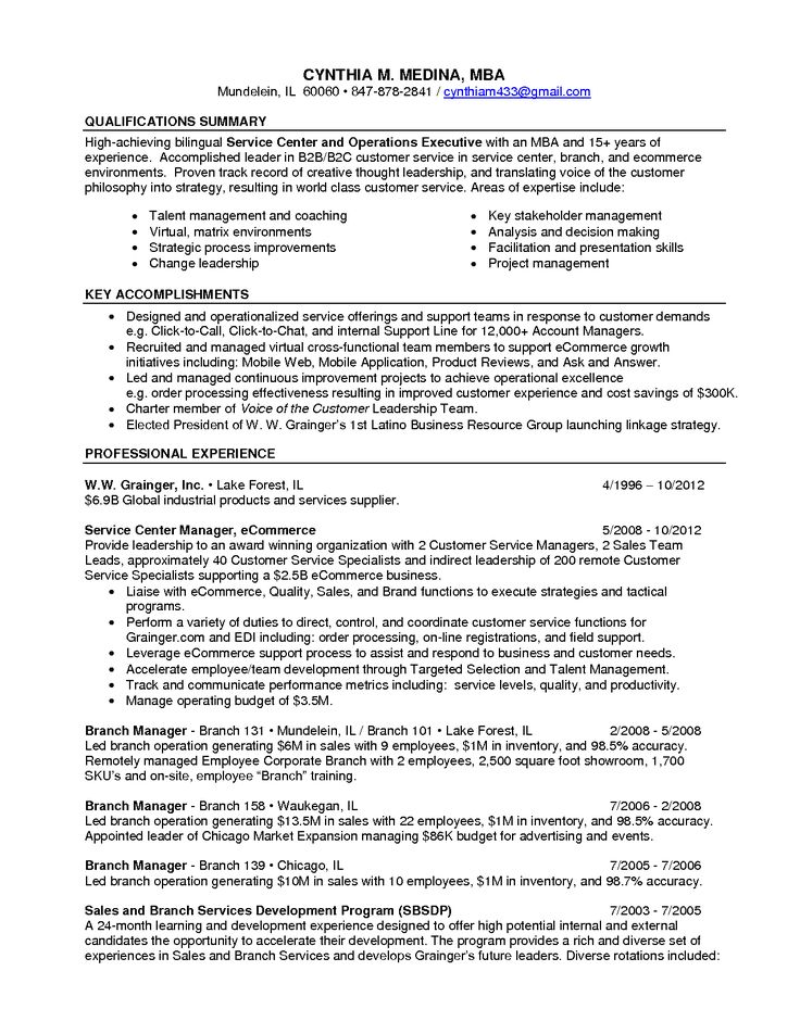 accomplishment resume statements career achievements examples - resume 101