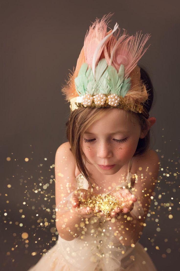 Tutus and glitter Chelsie's Glitter Mini Session