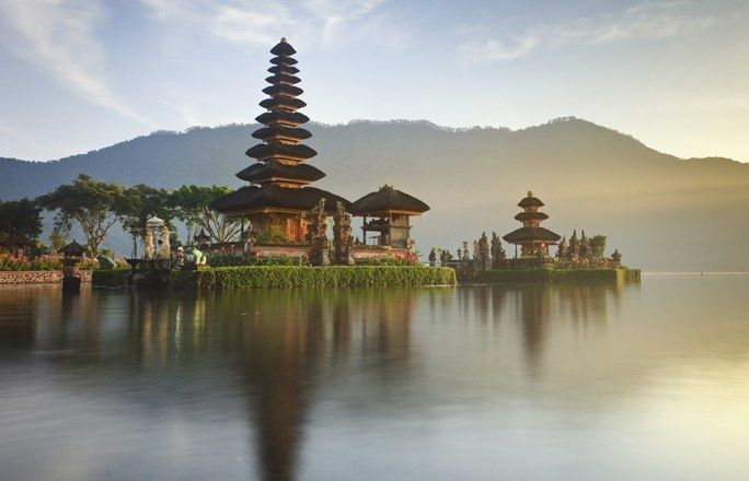 10 destinos internacionais para a sua viagem de lua de mel: Bali