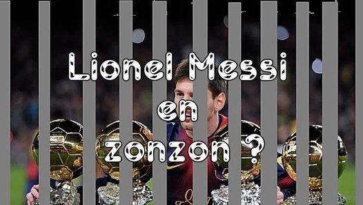 Lionel Messi condamné à 21 mois de prison pour fraude fiscale. Les frères Languedeup analysent la situation ;-)