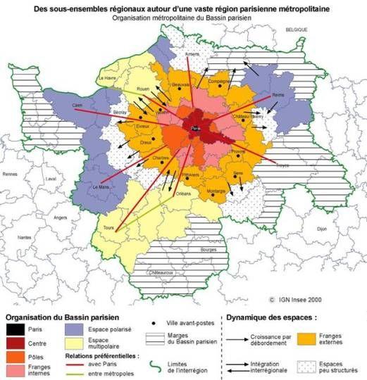 Les 25 meilleures id es de la cat gorie bassin parisien for Piscine qui deborde