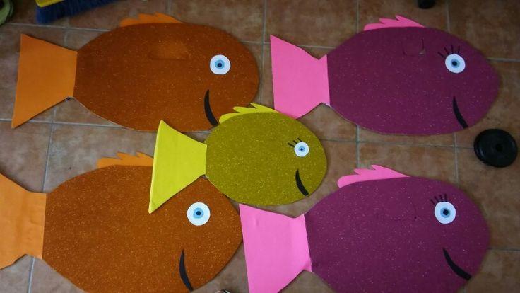 Disfraz casero  pez
