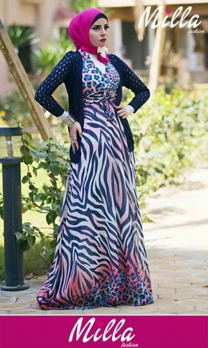 milla hijab fashion 1