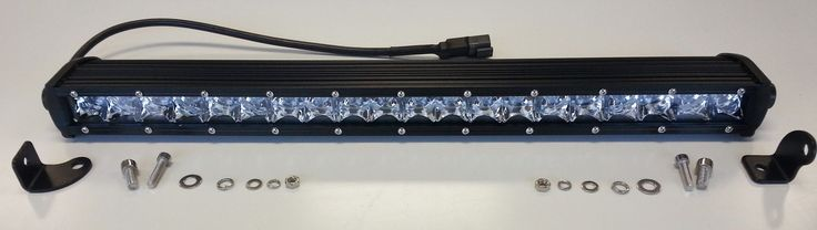 CTI - Single Row 24 Inch LED Light Bar (S01S-100W)