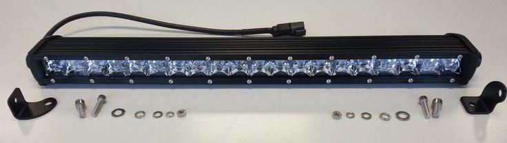 CTI - Single Row 24 Inch LED Light Bar (S01S-100W)
