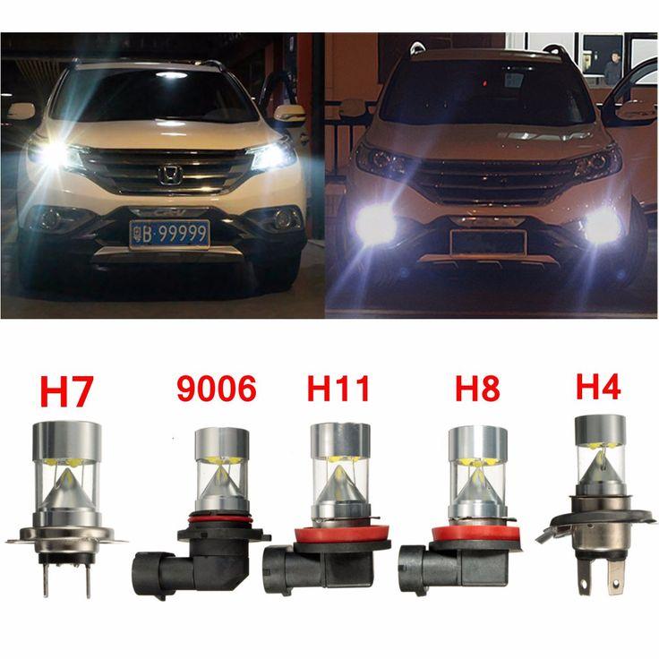 $9.21 (Buy here: https://alitems.com/g/1e8d114494ebda23ff8b16525dc3e8/?i=5&ulp=https%3A%2F%2Fwww.aliexpress.com%2Fitem%2F2Pcs-20W-Main-Dipped-Beam-DC12V-6500K-H4-H7-H8-H11-9006-Plug-Led-Car-Headlight%2F32779023400.html ) 2Pcs 20W Main Dipped Beam DC12V 6500K H4 H7 H8 H11 9006 Plug Led Car Headlight Bulbs Motobike Headlamp for just $9.21