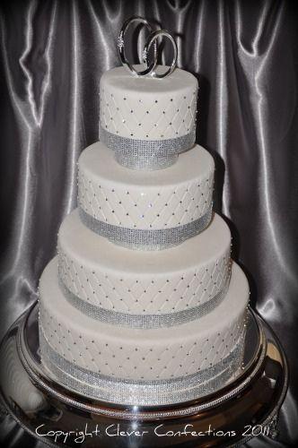 Bling Bling Wedding Cake | Flickr - Photo Sharing!