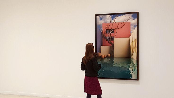 """""""Emotional Architecture"""", James Casebere en Helga de Alvear #Madrid #Exposición #Arte #Art #ContemporaryArt #ArteContemporáneo #Escultura #Sculpture #Arterecord 2018 https://twitter.com/arterecord"""
