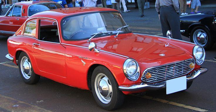 Honda S600 Coupé - 1965
