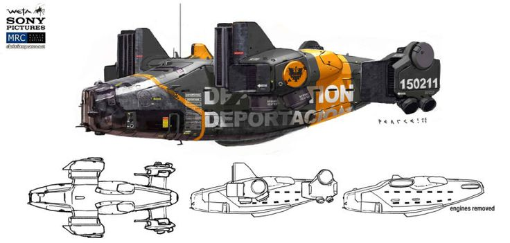 Here, Some Very Cool Robots, Ships, Guns & Aliens