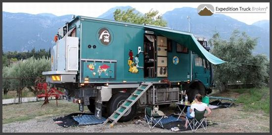 Unimog For Sale >> Pin by Gil De Los Santos on Overland | Pinterest | Adventure campers