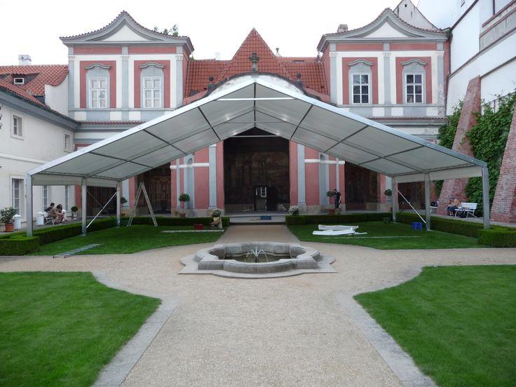 Party tent type Alfa