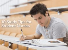 10 Study Tips for Student Nurses