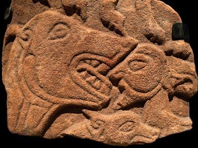 Pictish symbols revealed to be a written language   Medieval News