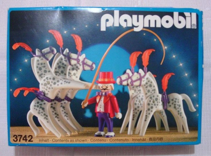 15 best images about playmobil circus on pinterest - Pferde playmobil ...
