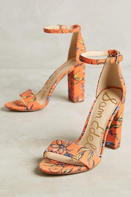 Sam Edelman Yaro Heeled Sandals