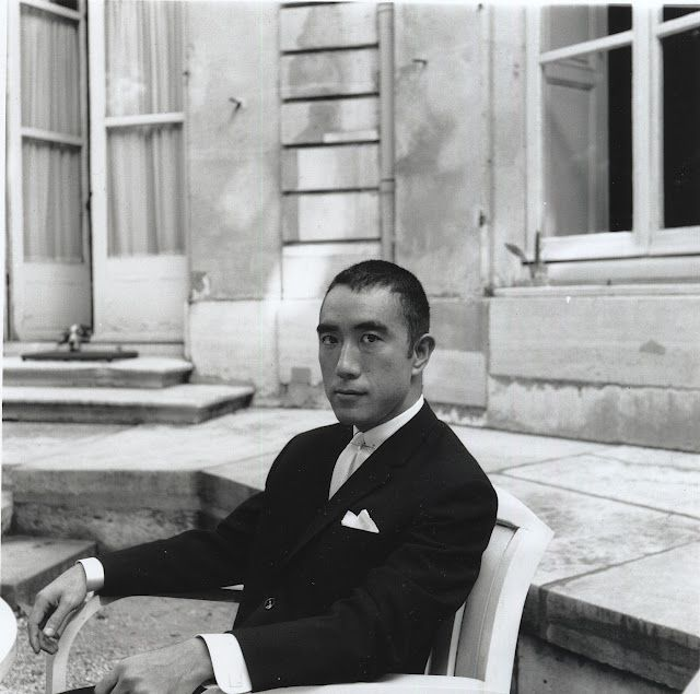 Yukio Mishima (1925-1970), a Japanese author, poet, playwright, actor and film director, also remembered for his ritual suicide by seppuku after a failed coup d'état. Nominated three times for the Nobel Prize in Literature, Mishima is considered one of the most important Japanese authors of the 20th century, whose avant-garde work displayed a blending of modern and traditional aesthetics that broke cultural boundaries, with a focus on sexuality, death, and political change. 三島由紀夫