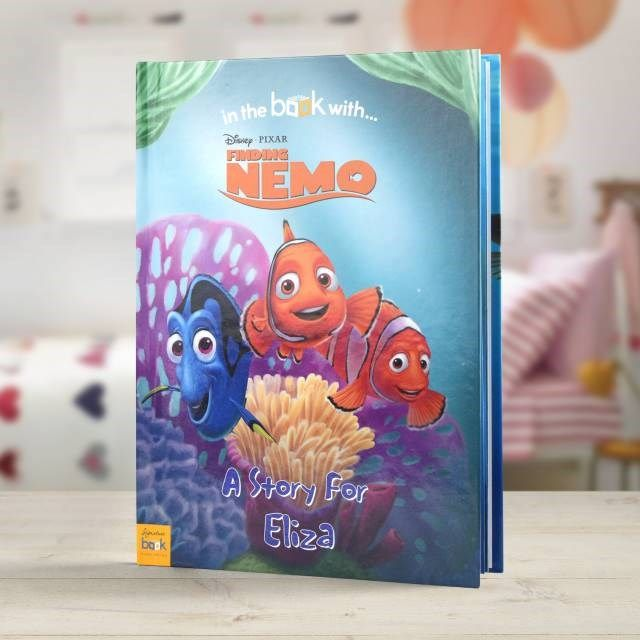 Personalised Children's Book - Finding Nemo | GettingPersonal.co.uk