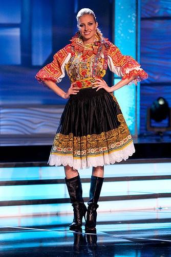Miss Slovak Republic Universe 2009, via Flickr.