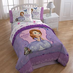 Sofia The First Bedding Comforter Makaylas Bday