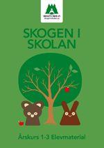 Åk 1-3, Elevmaterial, övningar från Skogen i Skolan
