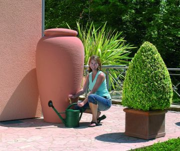 Superb The Landscaper RAINWATER COLLECTION TANKS graf info