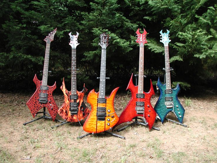 158 best my personal guitars past present from my axe shed bc rich guitars ja sciox Gallery