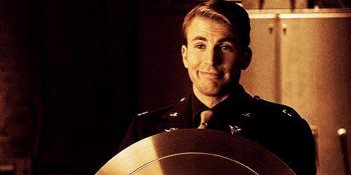 Crushes de filmes e séries <3 Um deles é o Capitão América!