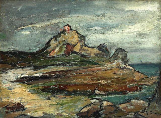 Peisaj la Roscof