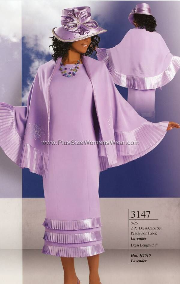 Fancy Plus Size Church Dresses