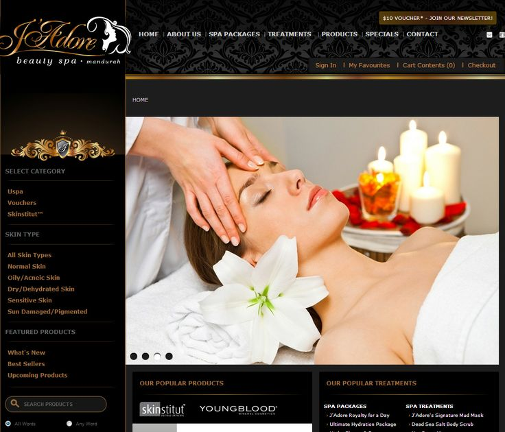 Luxurious #Beauty #Spa designed to revive your body, clear your mind and replenish your soul. #Online #shopping now available to #buy our #beauty range #online.