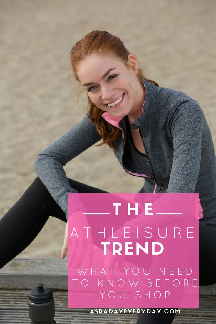 Read all about how to shop the Athleisure trend!