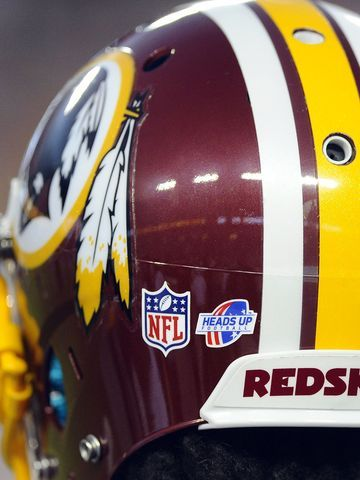 """""""Redskins trademarks canceled by U.S. Patent Office."""""""