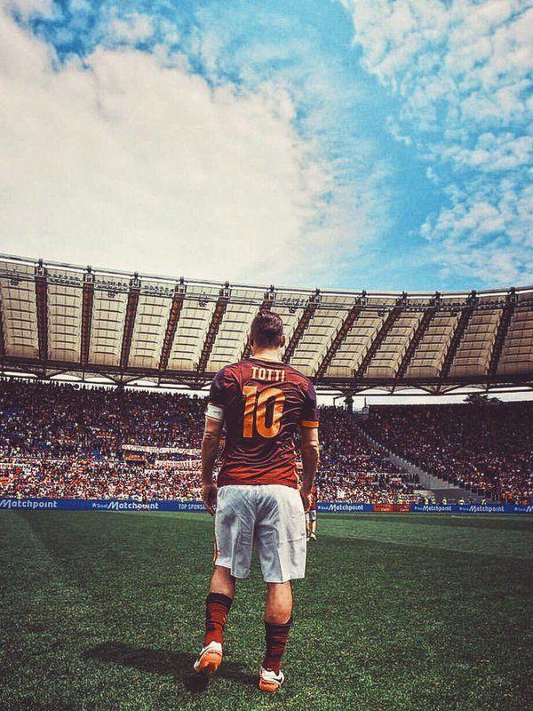A sus 39 años afronta su 24 temporada en la Roma