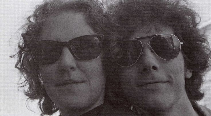Maureen Tucker and Doug Yule (The Velvet Underground)