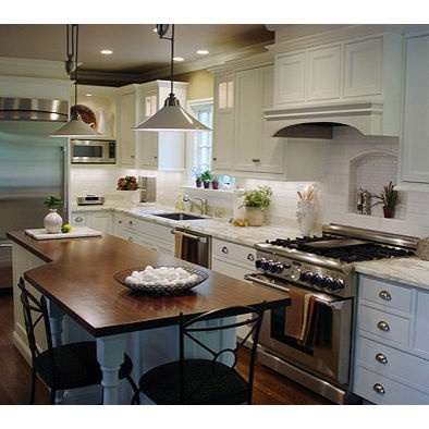 Kitchen Wood Hood Design, Pictures, Remodel, Decor and Ideas - page 3