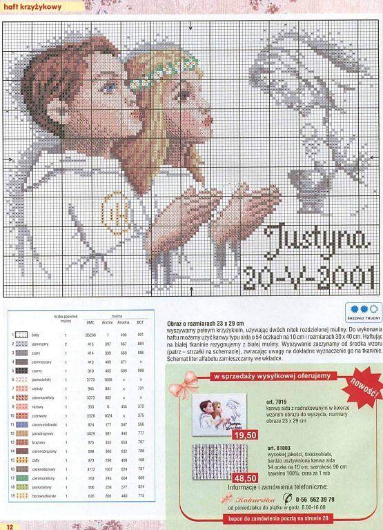 Solo Patrones Punto Cruz (pág. 265) | Aprender manualidades es facilisimo.com