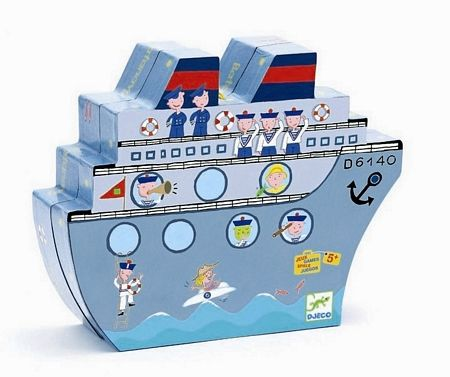 Magnetic Battleships by Djeco