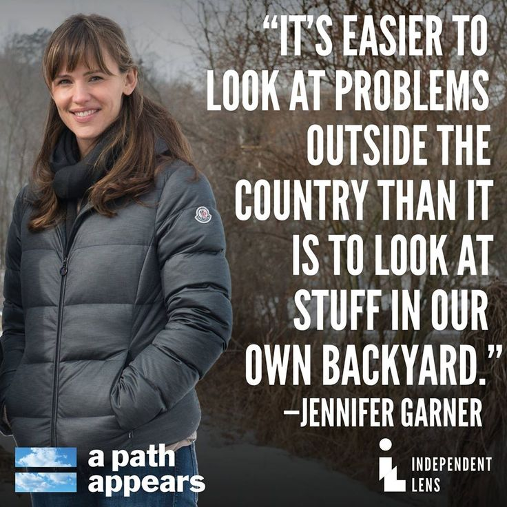 Jennifer Garner joins Nicholas Kristof, Eva Longoria and more to uncover gender oppression and human rights violations in A PATH APPEARS.