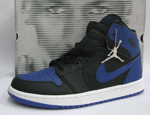 Air Jordan 1 Retro Black Royal Blue