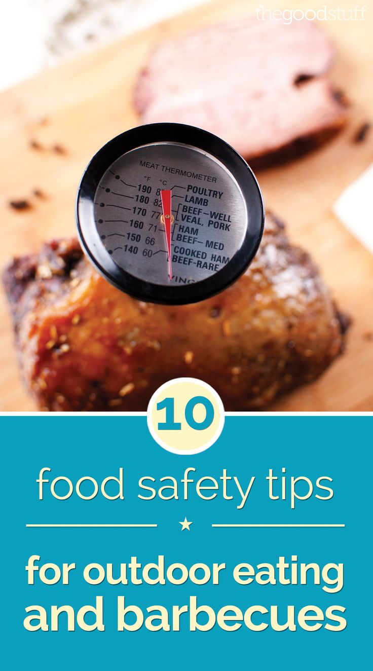 best ideas about food safety tips food safety 10 food safety tips for outdoor eating and barbecues