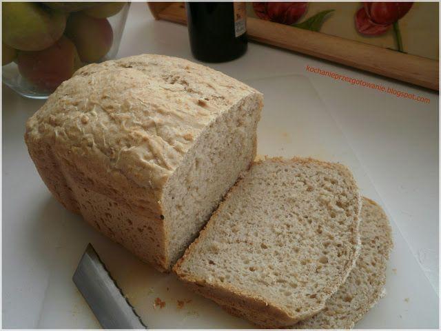 Kochanie przez gotowanie: Chleb owsiany /z automatu/