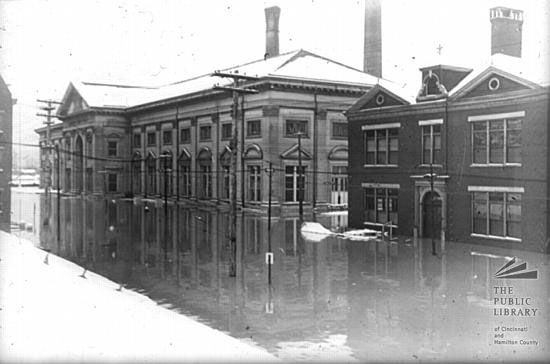 St. Rose Church & the 1937 Flood