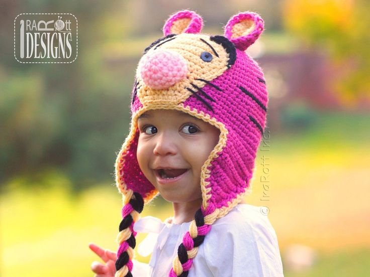 20 best CATS images on Pinterest | Cats, Crochet hats and Animal hats