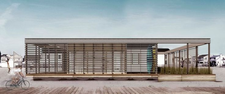 A Waterfront Hurricane-Proof Modular Home| EcoBuilding Pulse Magazine | Hurricanes, Green Building, Green Design, Modular Building, Prefab Design